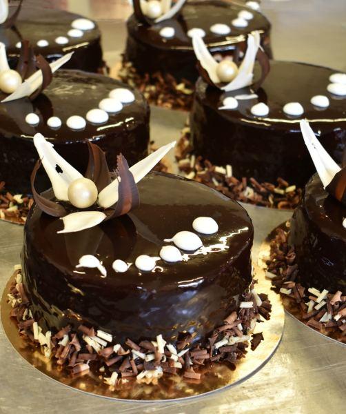 Torcik czekoladowy Piekarnia Książ
