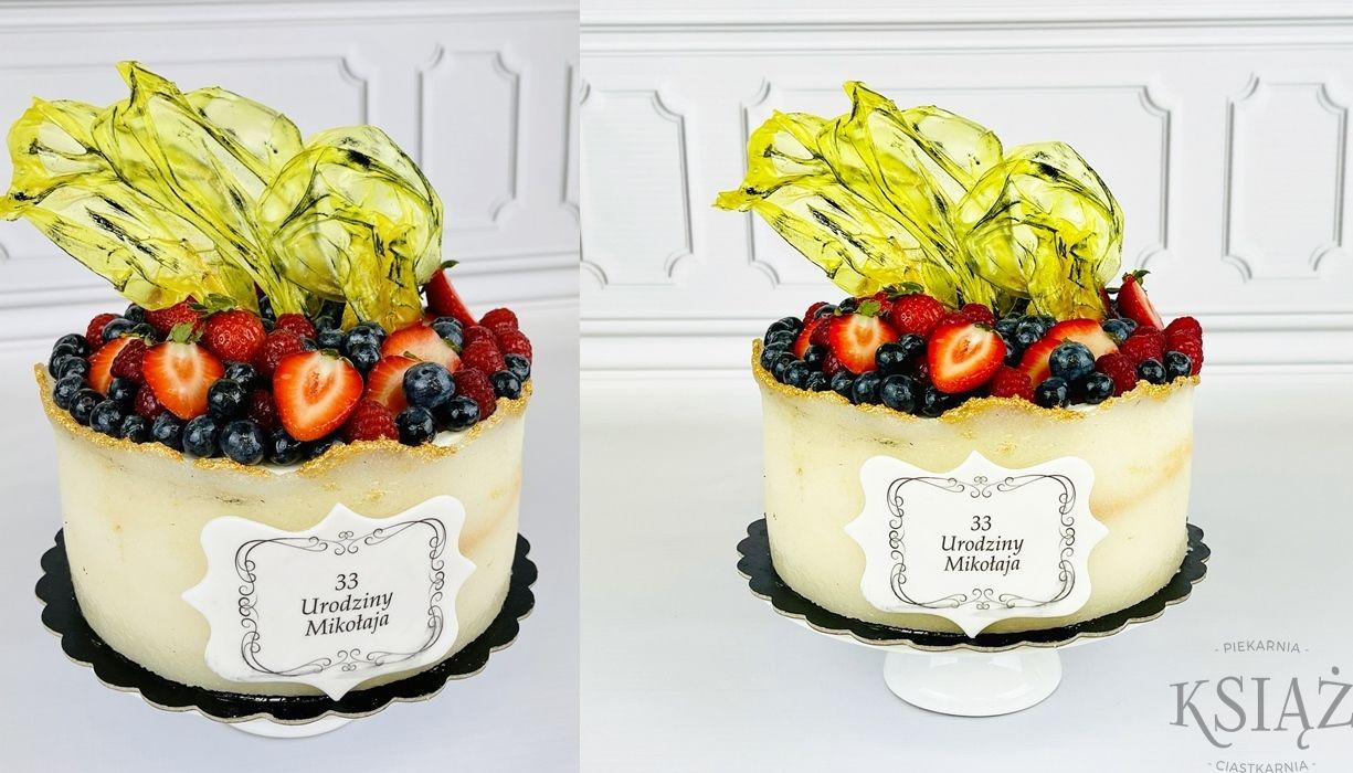 Tort urodzinowy P063