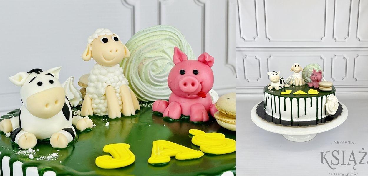 Tort dziecięcy D208