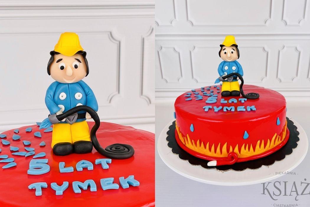 Tort dziecięcy D215