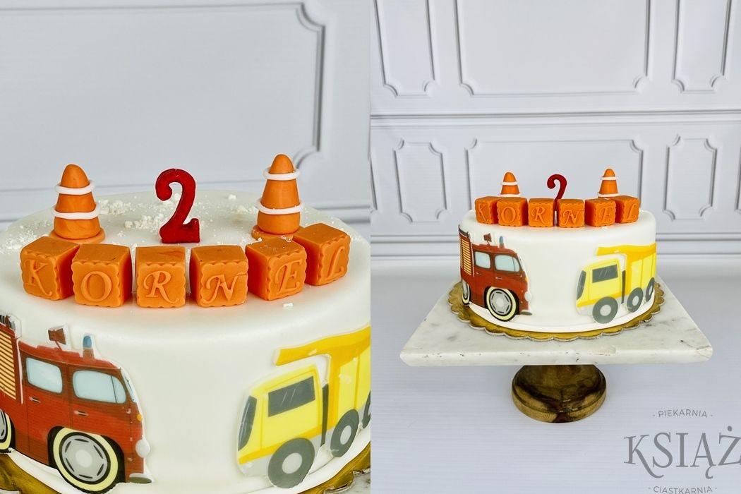 Tort dziecięcy D219