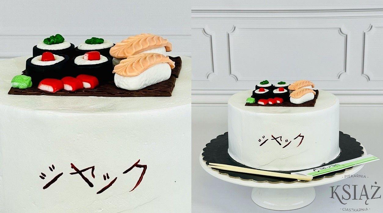 Tort sushi P056