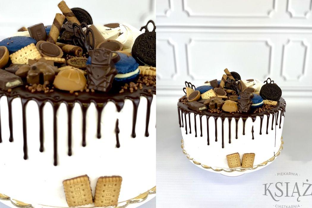 Tort ciasteczka P080
