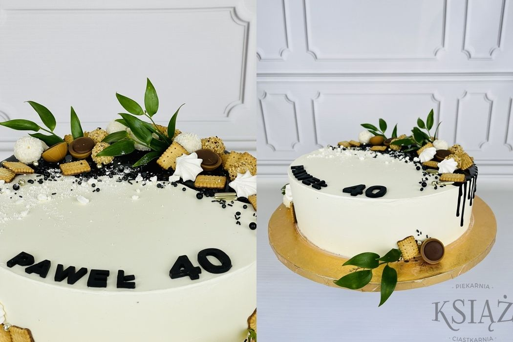 Tort urodzinowy P077