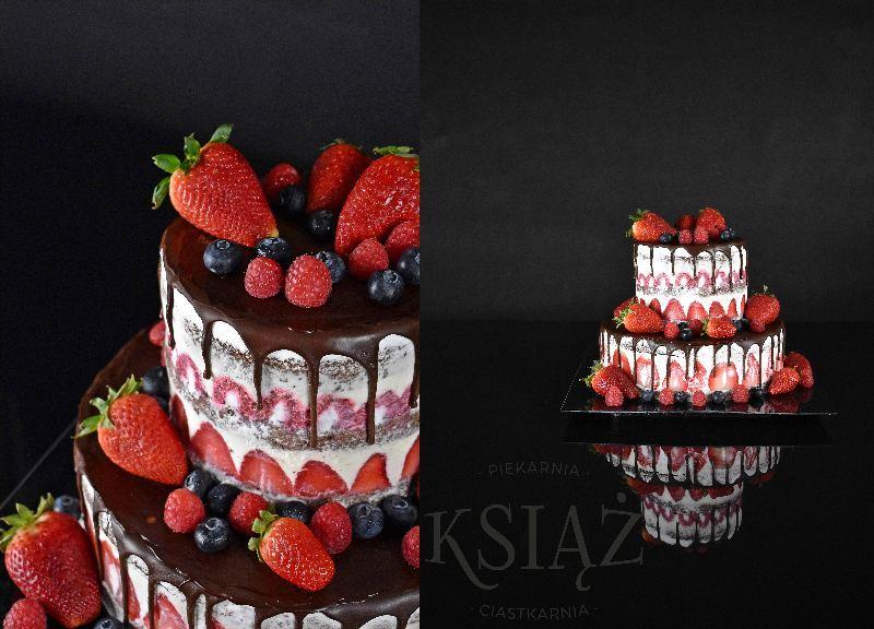 Tort weselny W010