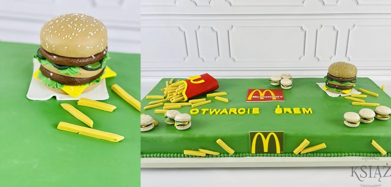 Tort McDonalds S042