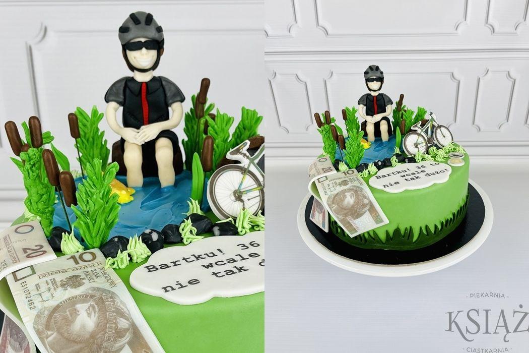 Tort rowerzysta S047
