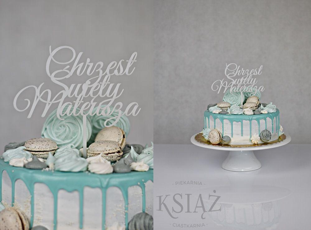 Tort chrzest C015
