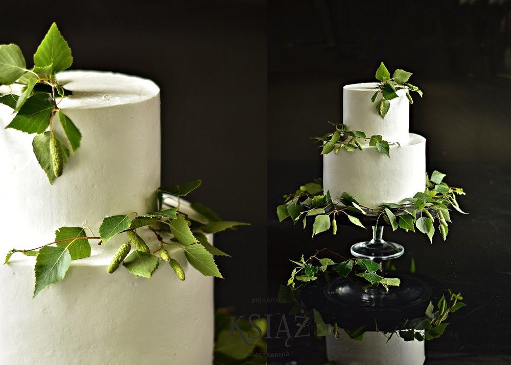Tort weselny W019