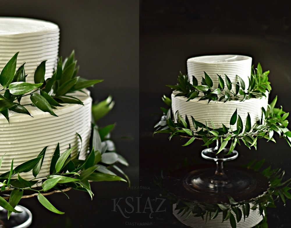 Tort weselny W021