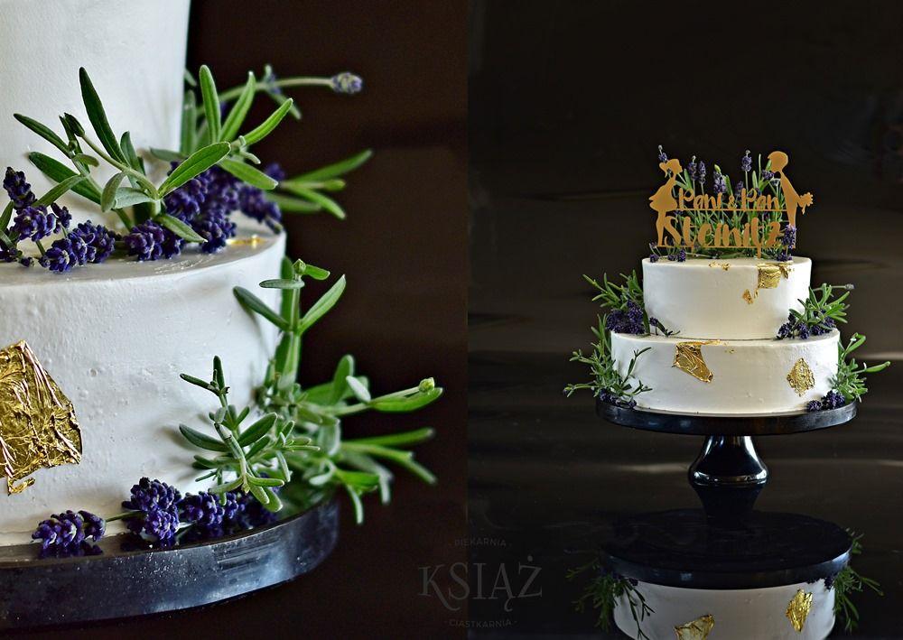 Tort weselny W022