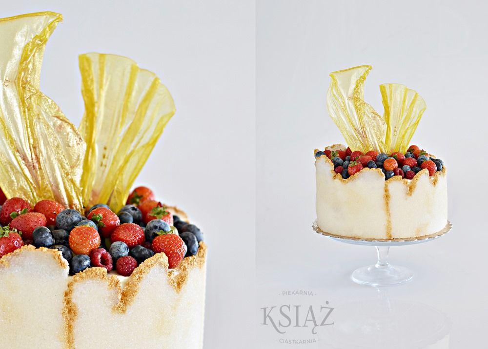 Tort Sugar cake S034