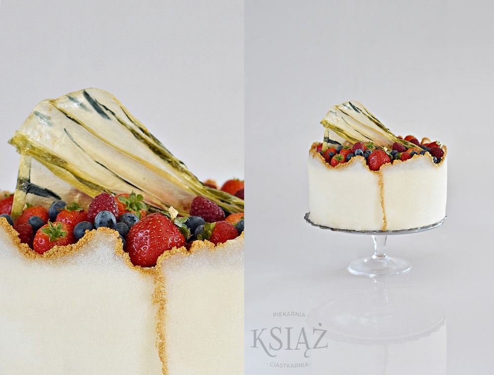 Tort Sugar cake S032