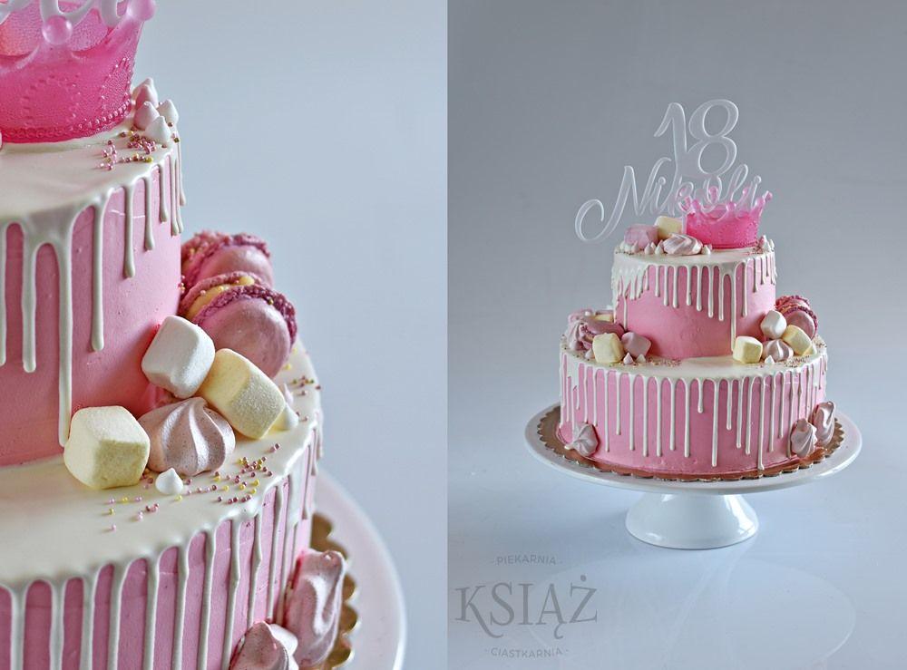 Tort urodzinowy Nikoli P049
