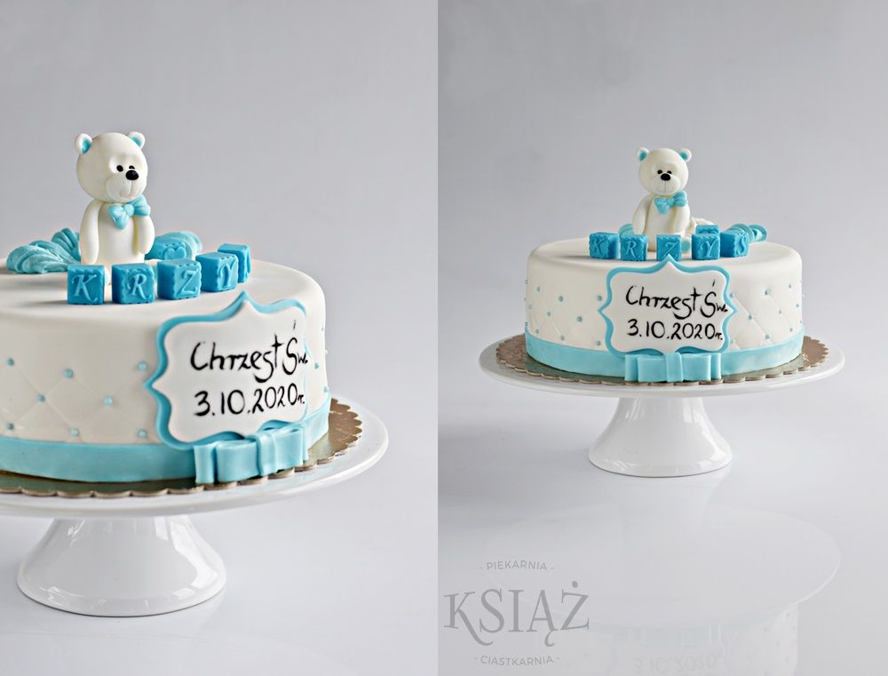 Tort chrzest C027